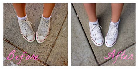 how to make your white converse look new again s