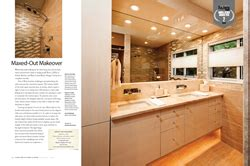 Signature Kitchens And Baths by Classic Kitchen And Bath Center Wins Second Place For Bathroom Design