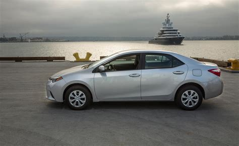 Toyota 2014 Corolla Car And Driver