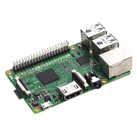 Raspberry Pi 3 Model B 1gb Ram 1 2 Ghz With Wifi Bluetoot raspberry pi 3 model b 1 2ghz 64bit cpu 1gb ram wifi bluetooth 4 1 cad 55 49