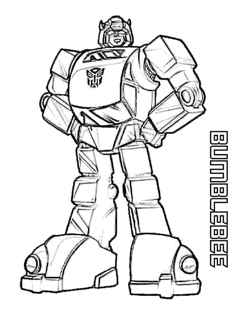 Printable Coloring Pages Transformers | free printable transformers coloring pages for kids