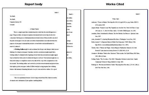 jan s word report mla guidelines