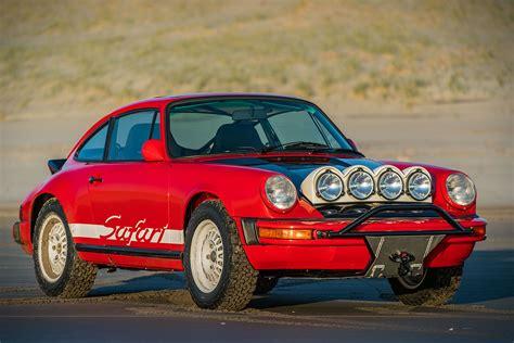 Porsche 911 Sc by 1983 Porsche 911sc Safari Uncrate