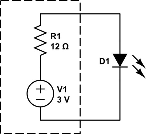 why use resistor for led why can a coin cell power an led without a resistor electrical engineering stack exchange