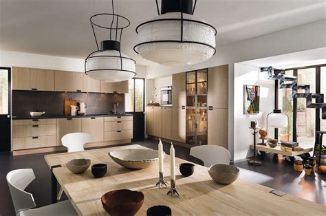atelier cuisine et electrom駭ager carrelage credence cuisine design modern apartment