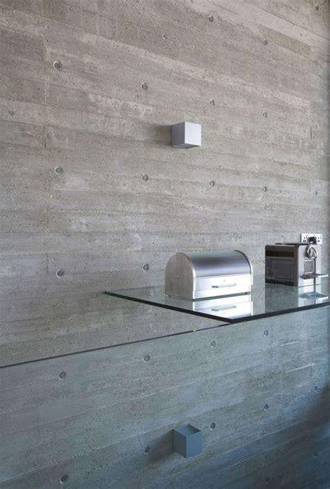 wandgestaltung betonoptik wandfarbe mit betonoptik w 228 nde aus beton