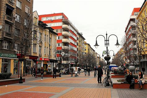 sofia city in bulgaria sightseeing and landmarks