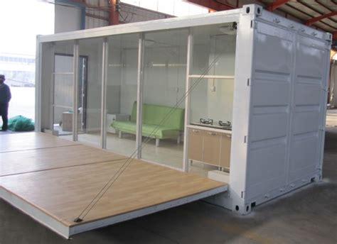 Interior Of Shipping Container Homes indigo