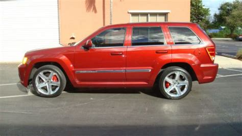 2009 Jeep Grand Mpg Buy Used Awesome Low Mileage 2009 Jeep Grand Srt