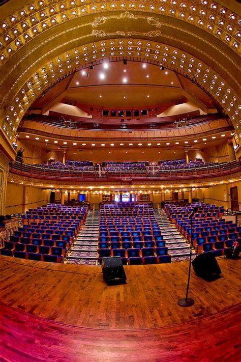 southern theatre columbus  theatre architecture