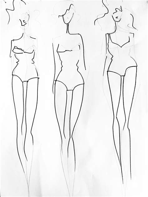 tutorial how to create a fashion template from your own