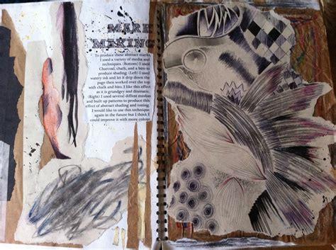 gcse sketchbook sketchbook pages sketchbook for school