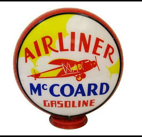 Kaos Globe Original 14 original gill ripple bodied mccoard airliner gas globe
