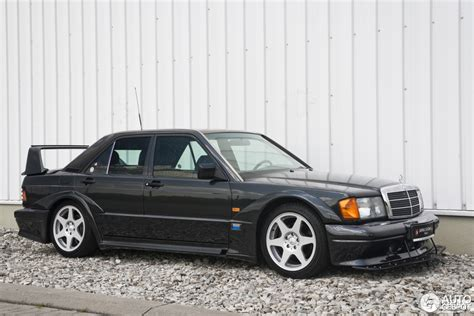 Mercedes 190 Evo 2 by Mercedes 190e 2 5 16v Evo Ii 1 September 2016