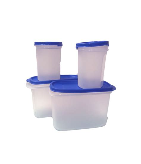 Smart Sever Oval 2 tupperware combo of modular mates and smart saver oval buy at best price in india
