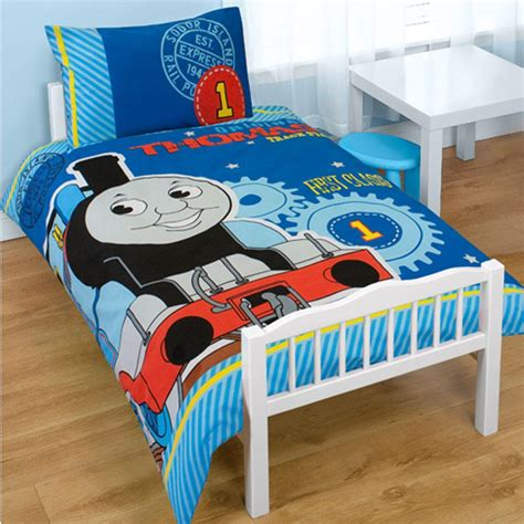 the tank cot bed set the tank engine express junior cot duvet cover ebay