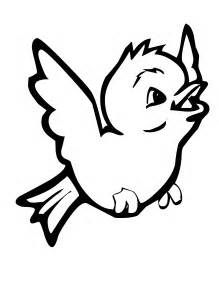 black and white to color bird coloring pages 6 coloring