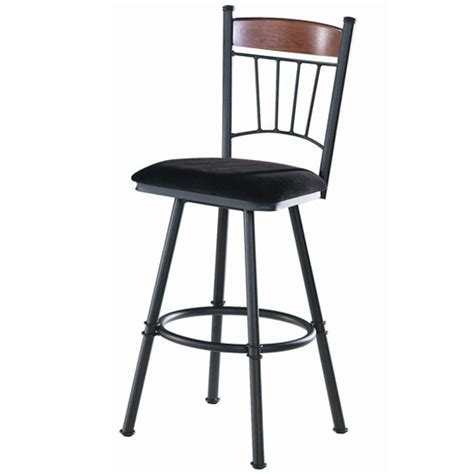 Trica Bar Stool by Bar Stools Allan Swivel Bar Stools By Trica Kitchensource