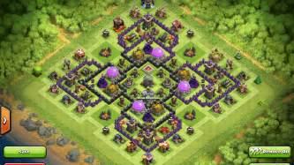 Best clash of clans town hall 8 farming base newhairstylesformen2014