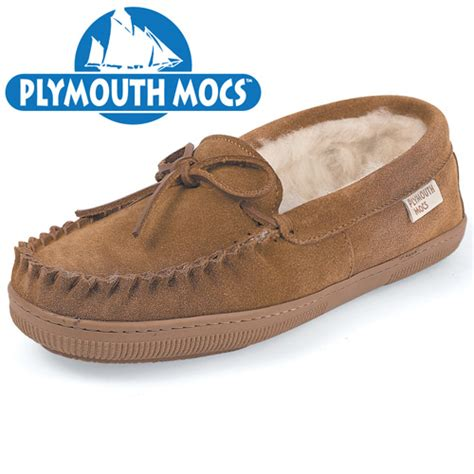 plymouth mocs mens boot slippers heartland america product no longer available
