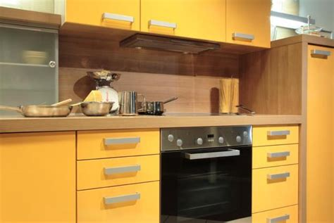 small yellow kitchen small kitchen remodeling ideas accentuated with