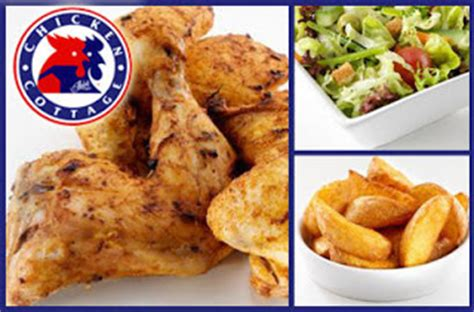 Pizza Cottage Calgary by Chicken Cottage 12 50 For A Grilled Chicken Family Meal