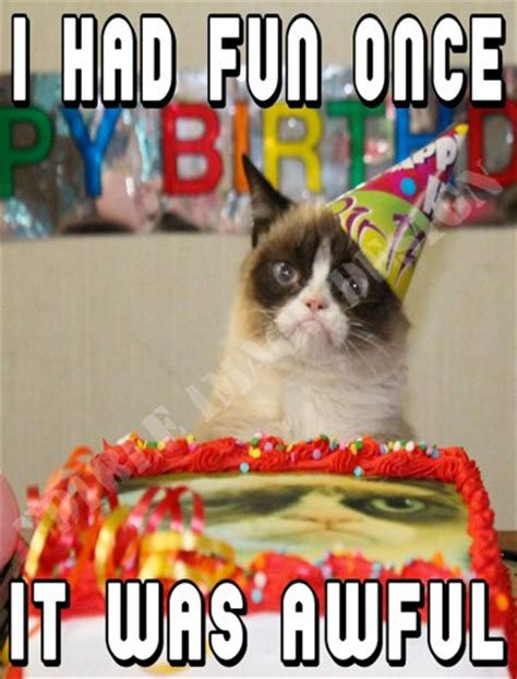 grumpy cat party ideas one charming party birthday grumpy cat edible image 1 4 sheet cake topper sugar icing