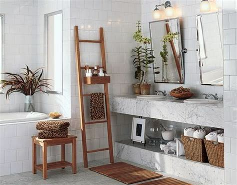 Badezimmer Dekoration Basteln by 30 Ideen F 252 R Kreative Badezimmergestaltung