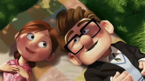 film love en 3d trololo blogg wallpaper carl and ellie