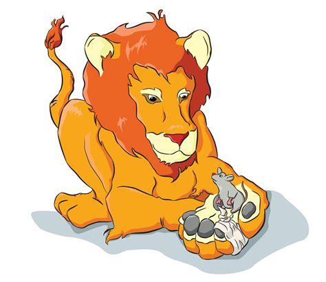 the lion and the mouse the lion and the mouse