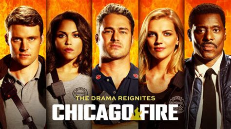 chicago fire tv show cancelled chicago fire nbc releases new season five details