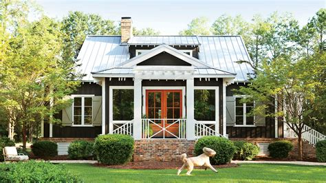 southern living dream home why we love southern living house plan number 1870