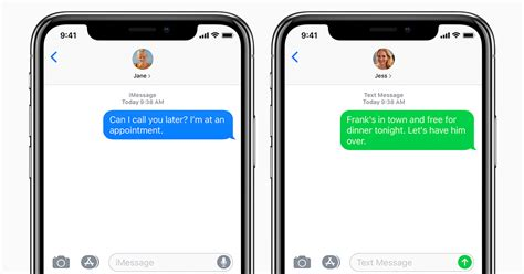 about imessage and sms apple support