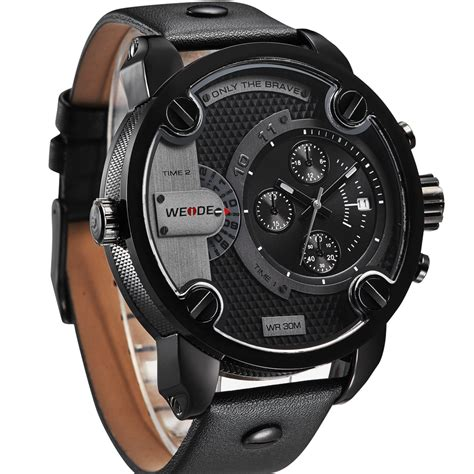 Weide Japan Quartz Miyota Sports 30m Wr Wh6 T0210 1 weide jam tangan japan quartz miyota wh3301 black black jakartanotebook