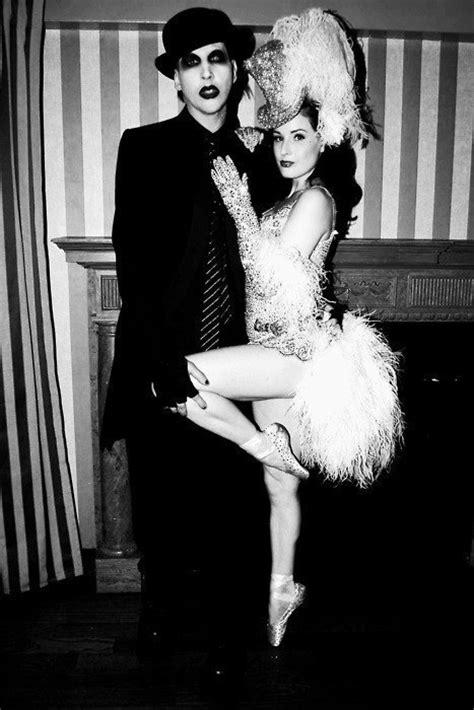 Dita Teese Is Not Friends With Ex Marilyn by Marilyn Dita Teese Wonderful