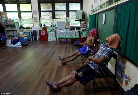 Detox Program In The Philippines by Eye Opening Images Reveal Reality Inside