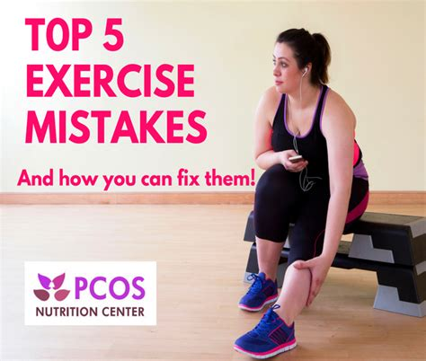 Exercising Errors by Pcos Insanity Workout Dandk