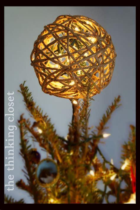 diy glitter twine ornaments glitter twine ornament tutorial the thinking closet