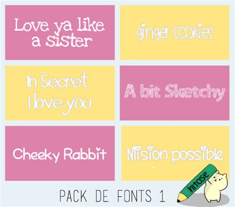 dafont red velvet pack fonts 1 by hitose on deviantart