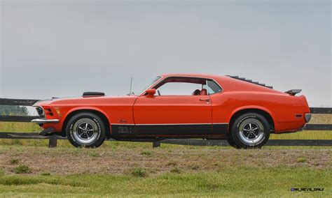 ford mustang mach 1 fastback s114 1970 ford mustang mach 1 fastback calypso coral 17