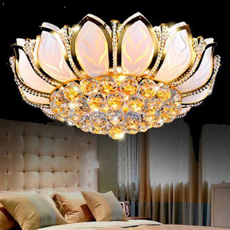Lotus Flower Modern Ceiling Lights For Home Led Ceiling