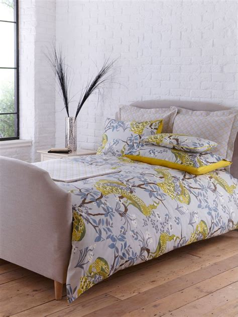 Tatton Patchwork Superior Duvet Cover And Pillowcase Set Living By Christiane Lemieux Plume Citrine Standard Pillowcase Pair House Of Fraser Home
