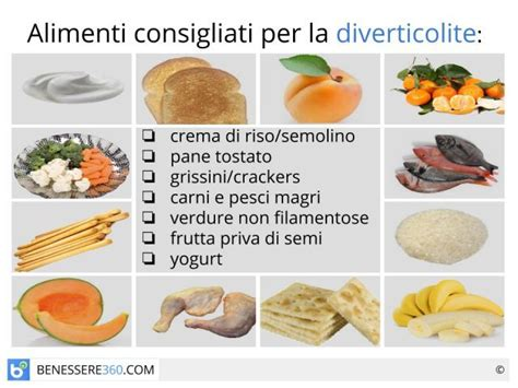 diabete alimenti vietati dieta per diverticoli cosa mangiare alimenti consigliati