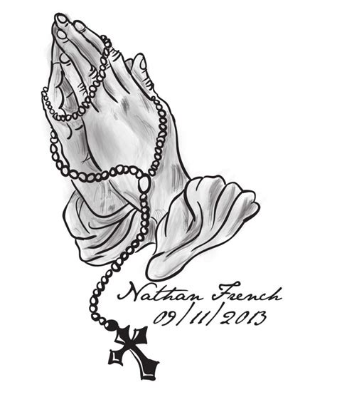 praying with rosary praying with rosary drawing 25 best praying