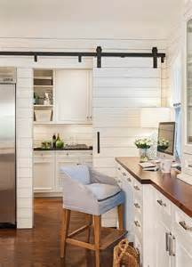 sliding kitchen doors interior 25 trendy kitchens that unleash the allure of sliding barn doors
