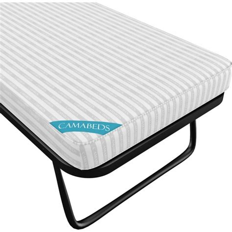 Lightweight Foam Mattress buy needus lightweight folding bed with foam mattress by camabeds in india 83884151