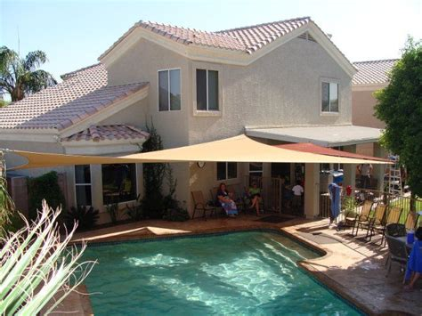 shade sails backyard 25 best ideas about sun shade sails on pinterest sun
