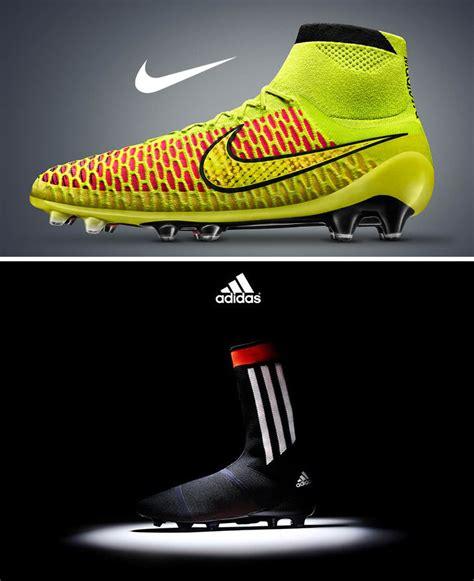 imagenes de nike y adidas nike vs adidas magista vs primeknit fs le prime scarpe