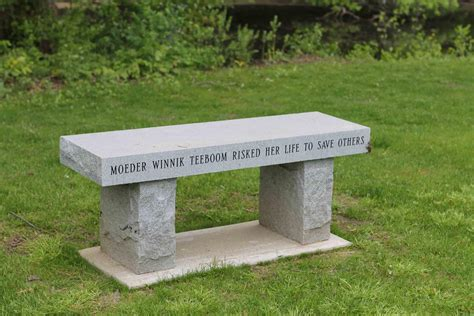 in memory benches holocaust memorial opens in nashua new hshire public