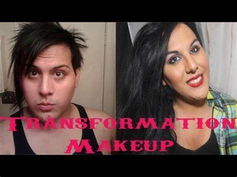 boy makeup like girl boy to girl transformation makeup tips youtube